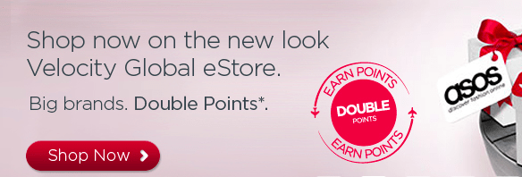 Shop and Earn double points