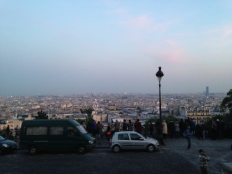 sacre coeur great view