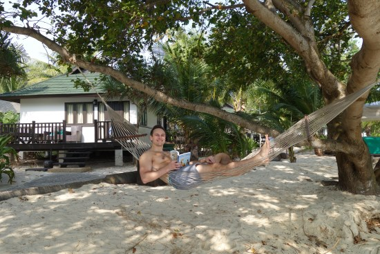 holiday inn phi phi island review hotel resort