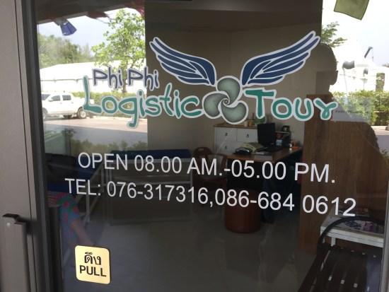 Transfer to Holiday Inn Phi Phi Island