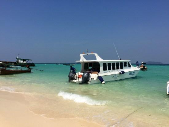 holiday inn transport koh phi phi islands