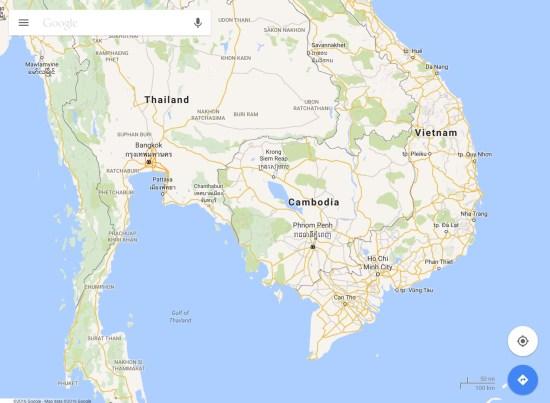 thailand cambodia