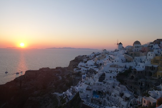 Introduction Greek Isles and Italian Spires greece italy milan santorini athens lh EK lufthansa