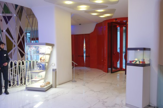 boscolo milano milan UEFA championship hotel review marriott autograph collection points award
