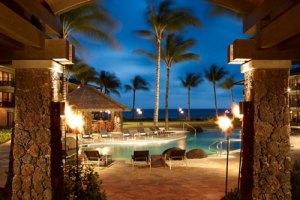 Koa Kea pool and spa