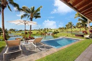 Luxury Vacation Rentals Kauai - Kukuiula Villa