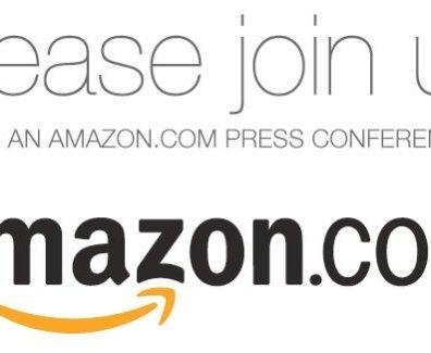 Amazon Kindle Fire Event