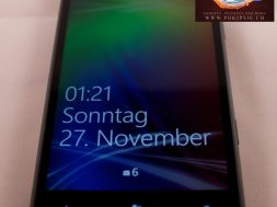 HTC Titan Panorama Funktion