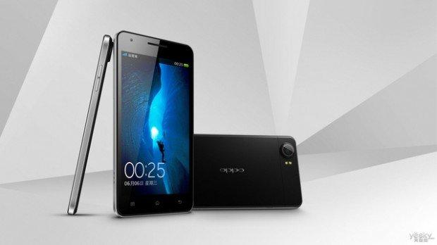 Dünn, dünner, Oppo - neues Android Smartphone aufgetaucht - Video