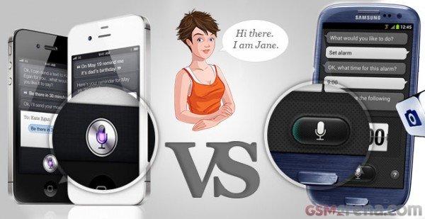Fundstück - Apple vs. Samsung oder Siri im Vergleich mit S Voice - Video