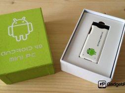 «Android 4.0 Mini PC» Media-Center im Unboxing Video