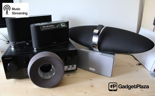 Music Streaming Gadgets - Reviews auf GadgetPlaza