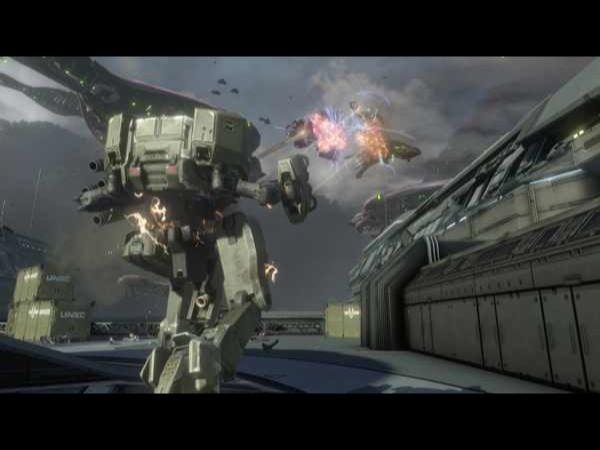 Halo 4 Roboter