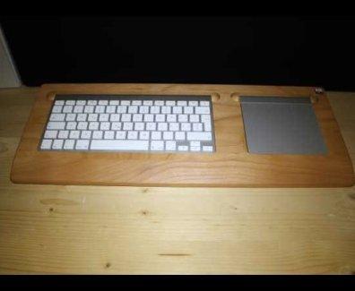 Woody's Tray aus Kirschbaumholz im Test