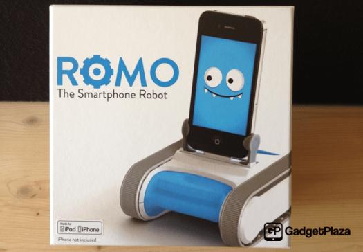 Kickstarter Projekt «Romo» ist angekommen - Video
