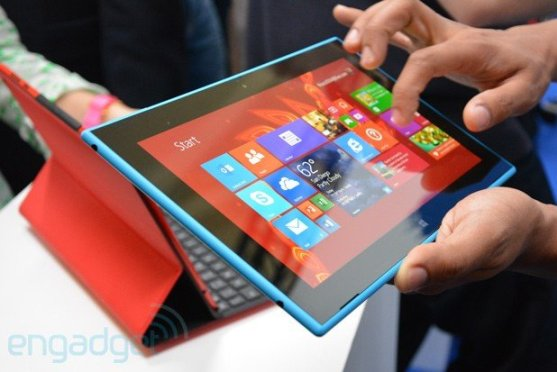 NOKIA Lumia 2520 Tablet