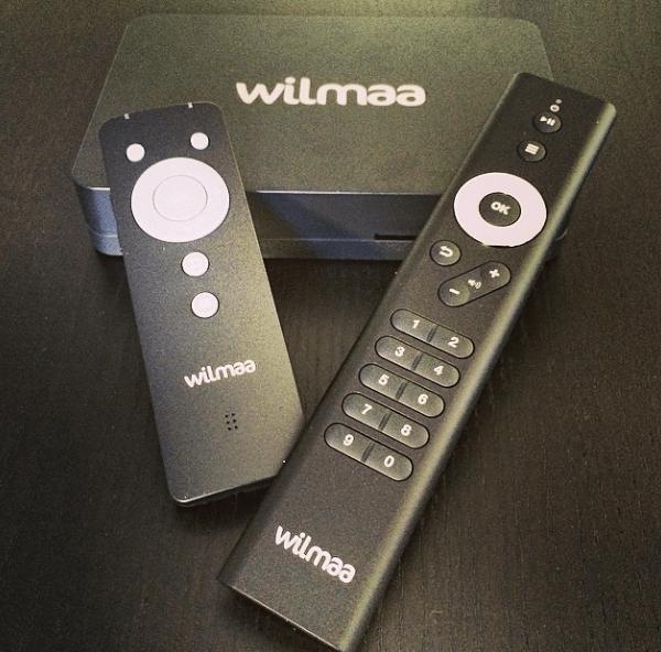 Wilmaa Media-Box