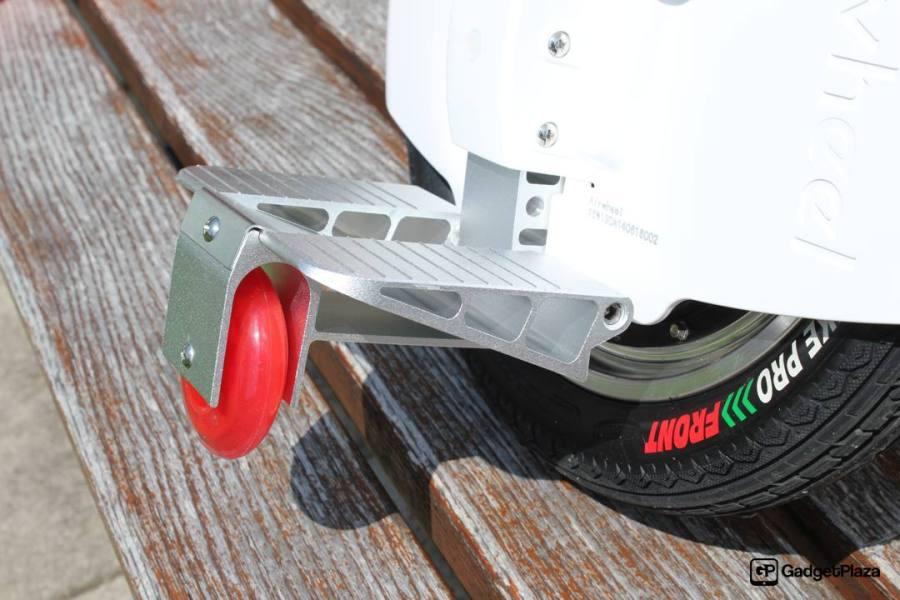 Airwheel X6 - motorisiertes Einrad mit Suchtpotential