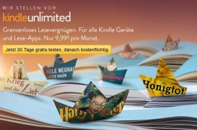 Kindle Unlimited – Lesen bis der Arzt kommt