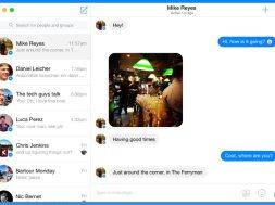 OS X - Goofy der Facebook Messenger für den Mac