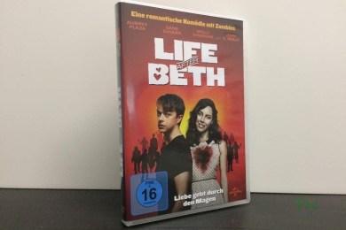Life after Beth DVD Film