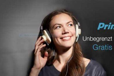 Amazon Prime Music startet in der Deutschland und Österreich
