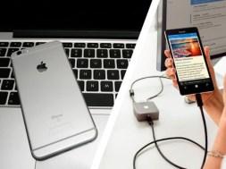 Apple iPhone vs. Microsoft Lumia – Meine Entscheidung?