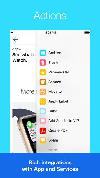 Airmail (iOS)