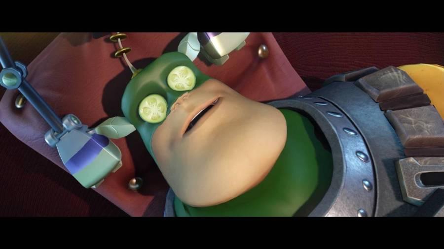 Ratchet & Clank - Bild 2 - Captain Copernicus L. Qwark