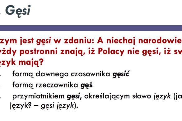 Zagadki językowe 2