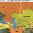 "Karte oben: ""Russia and Iran: Competing Spheres of Influence is republished with permission of Stratfor."" Staatschefs und westliche Medien sind […]"