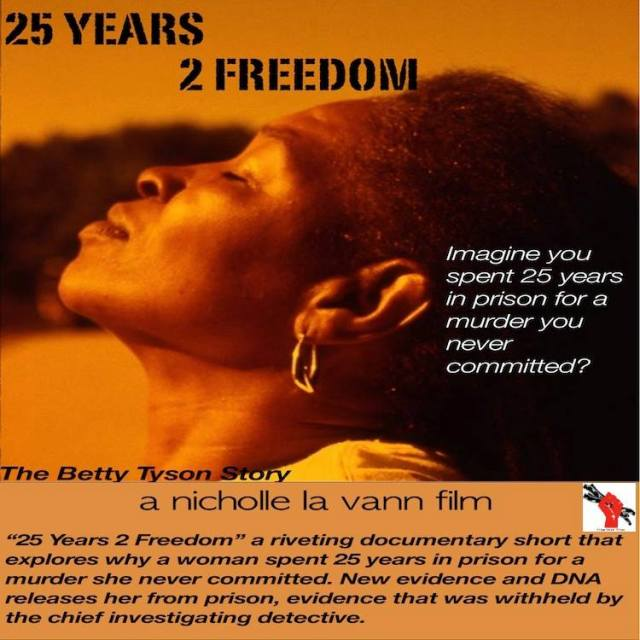 25 Years to Freedom