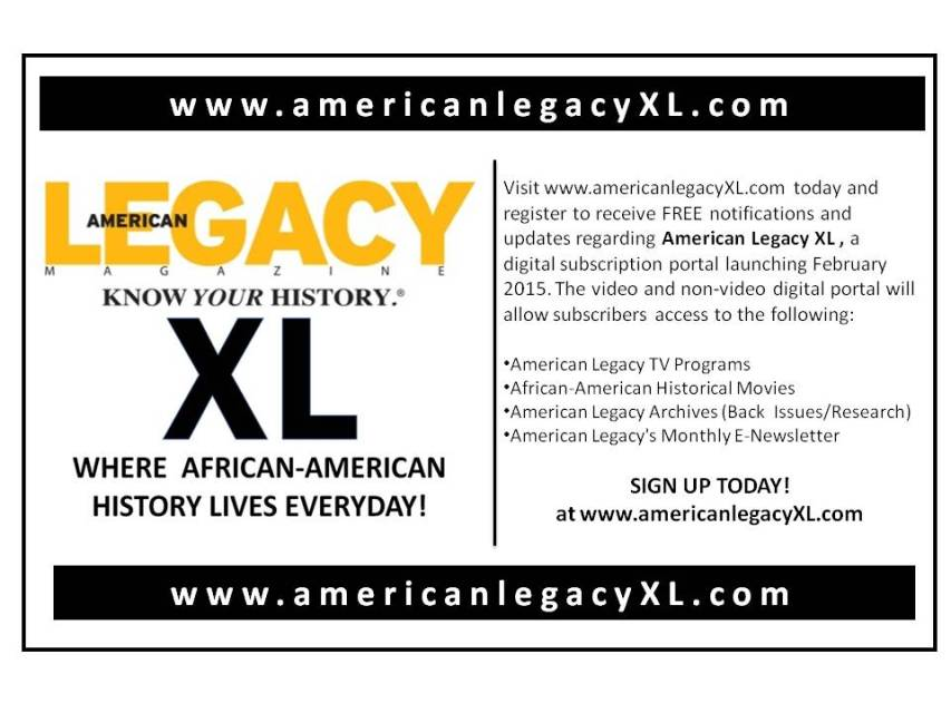 American Legacy XL Launches in Feb. 2015