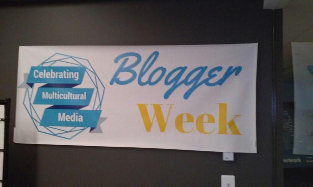 BloggerWeek banner