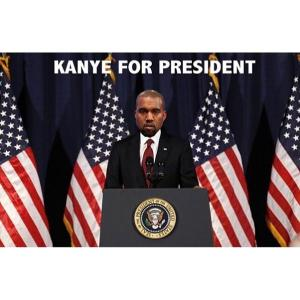 Kanye West for President in 2020?