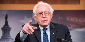Presidential Candidate Bernie Sanders