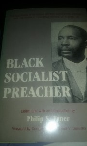 Black Socialist Preacher by Eric Foner