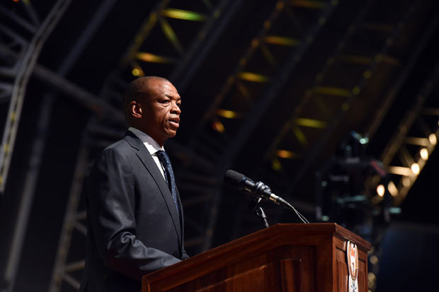 Supra Mahumapelo convinced North West protests were driven by money