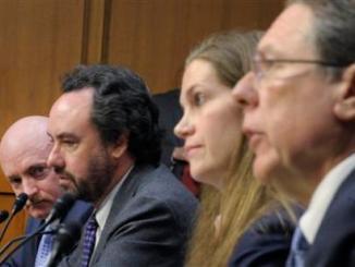 Mark Kelly, David Kopel, Gayle Trotter, Wayne LaPierre