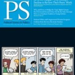 """PS Journal Announces New Publication Opportunity, """"From the Sections"""""""