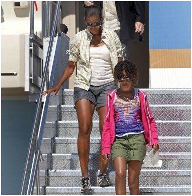 michelle-obama-shorts