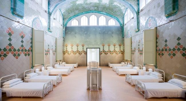 Foto Hospital Sant Pau, Barcelona