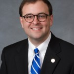 Sen. Chad Barefoot, the Republican candidate