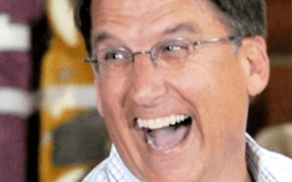 mccrory laughing