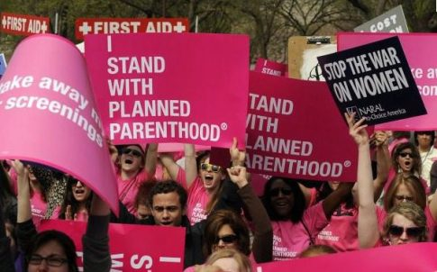 Planned Parenthood Victory Over Radical Right Komen Agenda