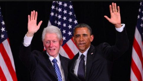 Bill Clinton Barack Obama