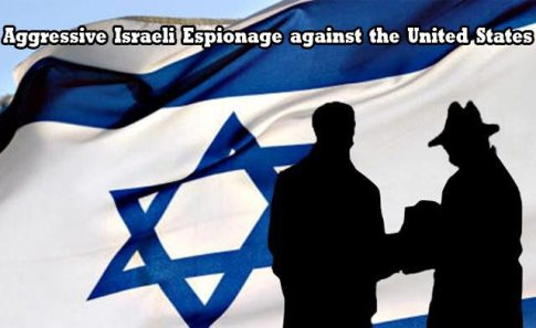 Israeli-Espionage-against-the-United-States-Flag