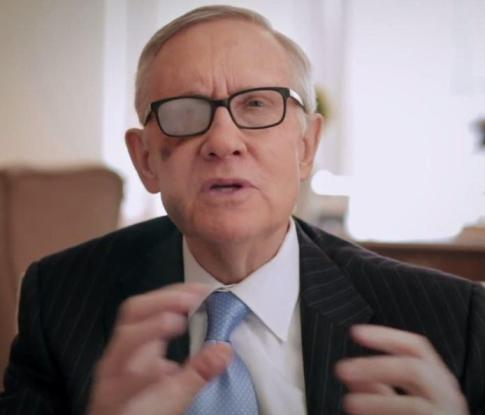 Harry Reid announces he won't run in 2016