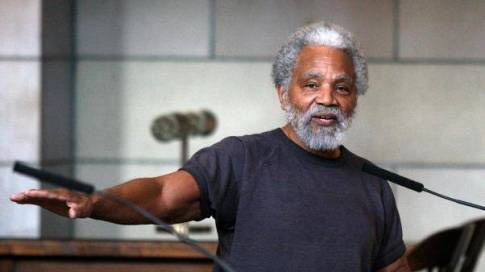 Nebraska Senator and Death Penalty Opponent Ernie Chambers.