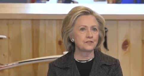 Sec Hilary Rodham Clinton, Iowa